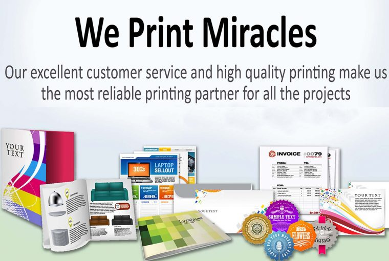 all types of printing solutions